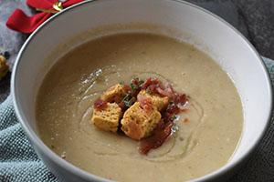 Parsnip-Chestnut-soup